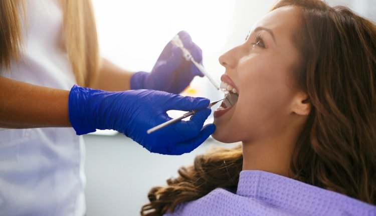Dental Cleaning Procedure