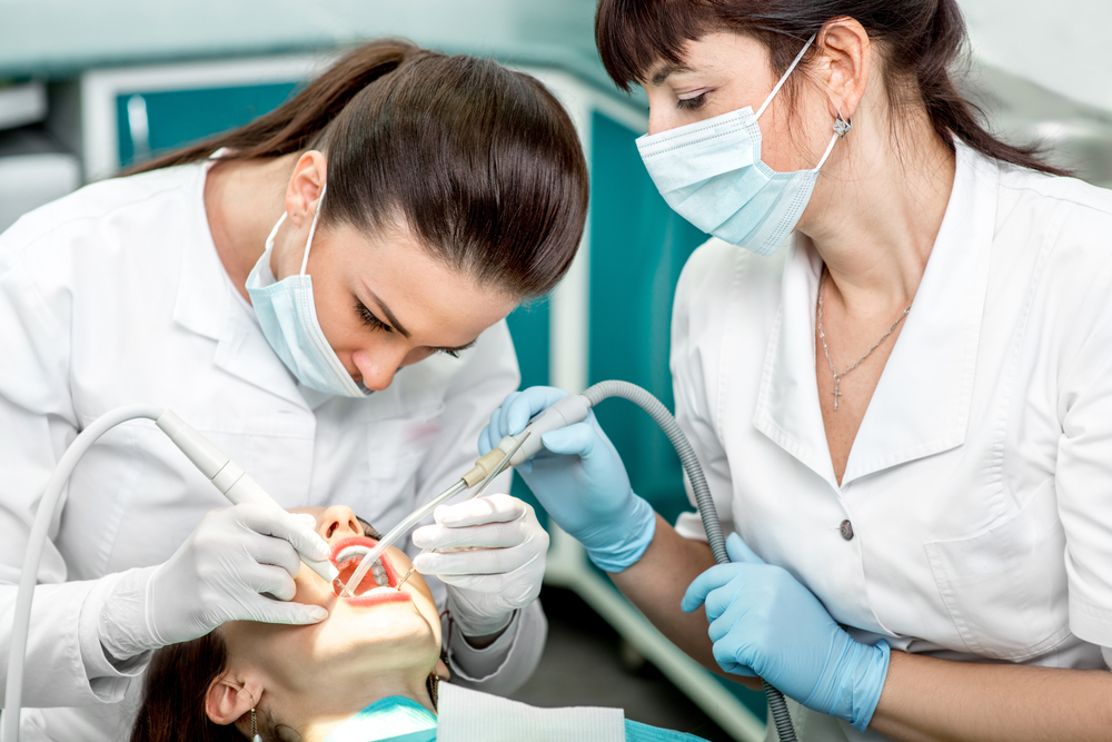 Dental Cleaning in Kendall