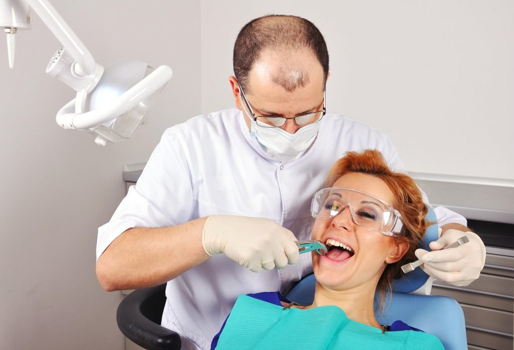 Dental Tooth Extraction