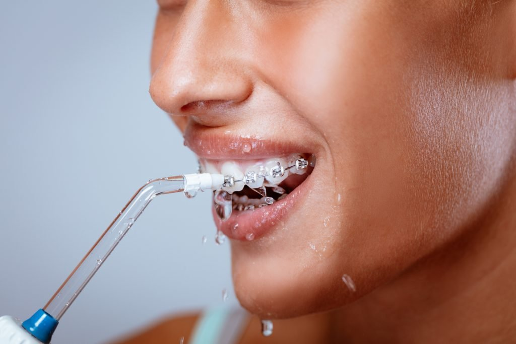 Water Flossing Tips