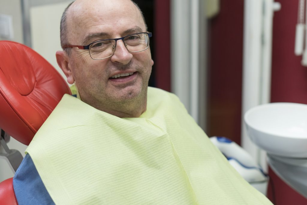 Routine Dental Visit